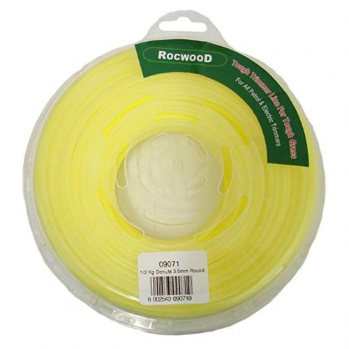 Universal Nylon Strimmer / Trimmer line   ROUND 3.0mm x 60M